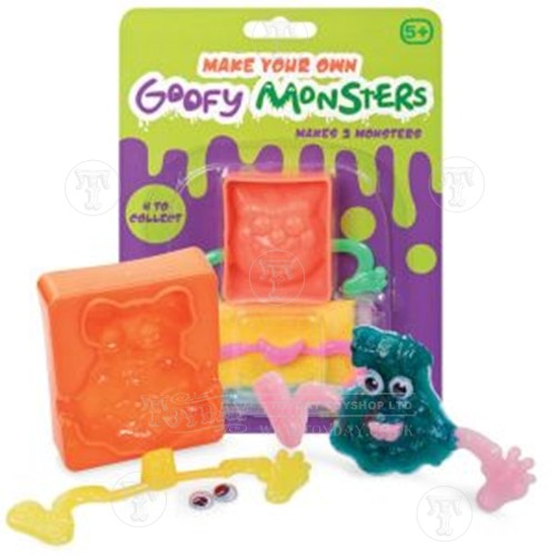 Make Your Own Goofy Monster
