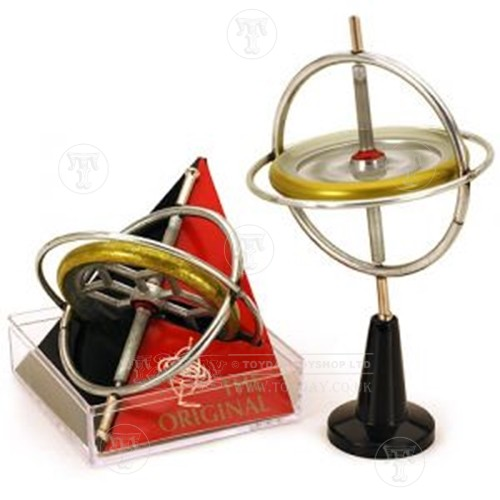 Metal Gyroscope
