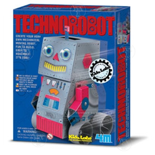 Technorobot - Robot Making Kit
