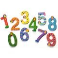Set of Wooden Numbers - 1 - 10