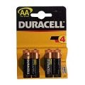Pack of 4 AA Batteries