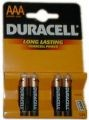 Pack of 4 AAA Batteries