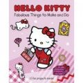 Hello Kitty Make and Do Book