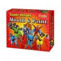 Mould and Paint Hero Magnets