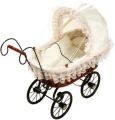 Antique Look Dolls Pram