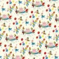 Vintage Party Wrapping Paper